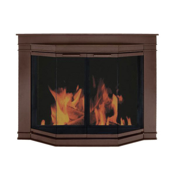 Pleasant Hearth Glass Doors- Bay Style