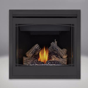 Napoleon B36 Ascent Direct Vent Gas Fireplace-Gas Fireplaces-Napoleon-Hearth Stove & Patio