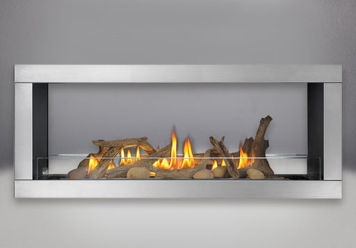 Napoleon Galaxy Series Outdoor Gas Fireplace