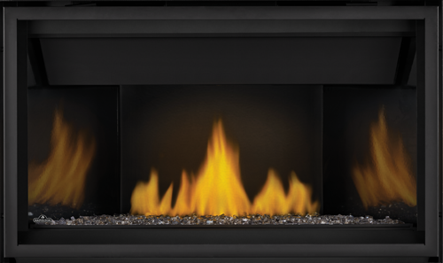 Napoleon Ascent Linear Series Direct Vent Fireplace