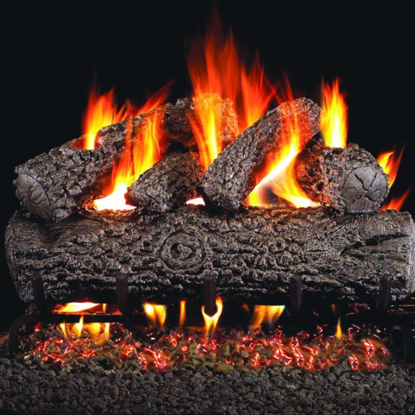 Ventis Gas Log Set- Allegheny Series-Vented-Ventis-Hearth Stove & Patio