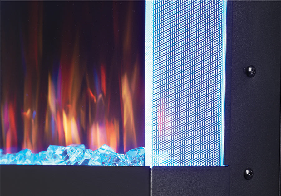 Napoleon Allure Vertical Series Electric Fireplace