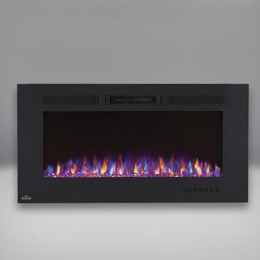 Allure Series Electric Fireplace