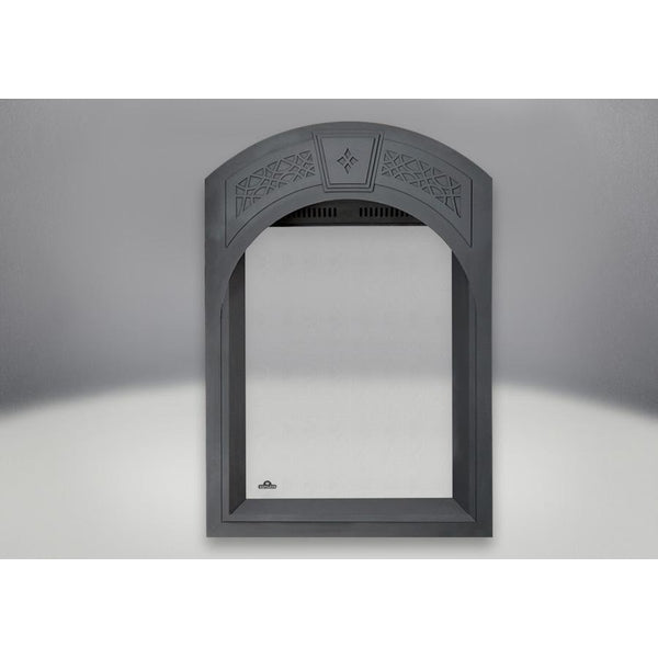 Park Avenue Arched Facing Kit Heritage Pattern with Safety Barrier