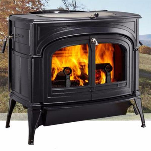 Vermont Castings Encore FlexBurn Wood Stove-Cast Iron Stoves-Vermont Castings-Hearth Stove & Patio