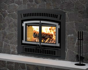 Ventis HE200 Wood Fireplace