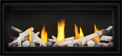 Napoleon Luxuria Series Direct Vent Linear Fireplace