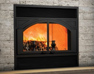 Ventis ME300 Wood Fireplace