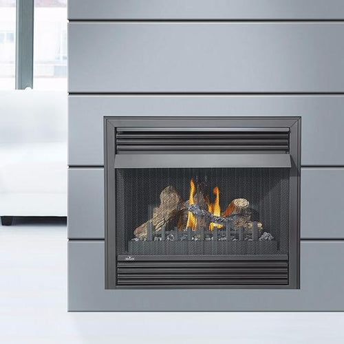 Napoleon GV36 Vent Free Fireplace-Gas Fireplaces-Napoleon-Hearth Stove & Patio