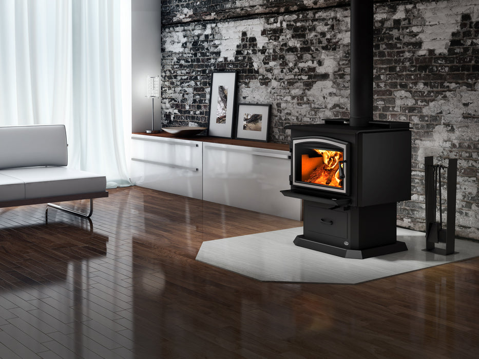 Osburn 2000 Wood Stove with Blower