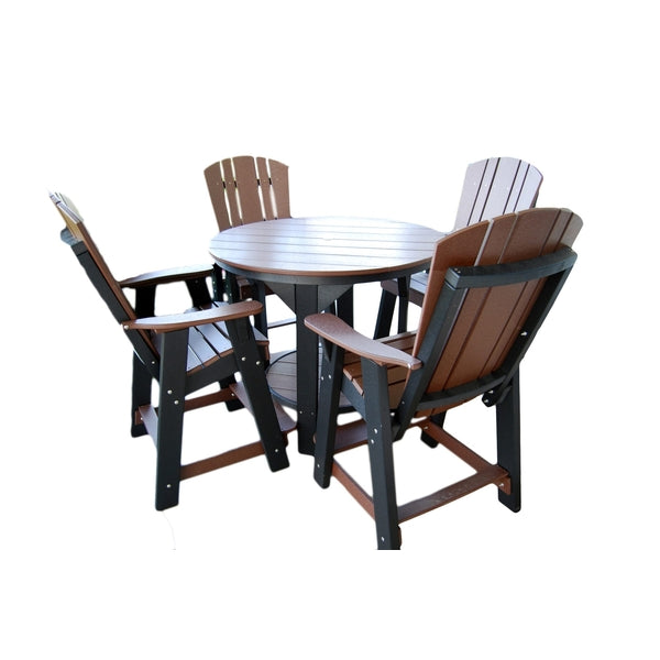 Wildridge Furniture Table 5 Piece Pub Set