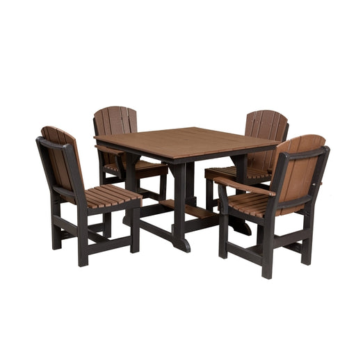 Wildridge Furniture Table (44x44) with 4 Dining Chairs