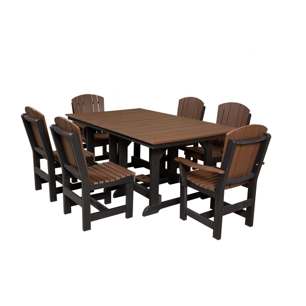 Wildridge Furniture Table (44x72) With 6 Dining Chairs
