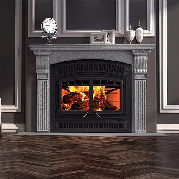 Fireplace Hearth: Ventis HE350 Fireplace