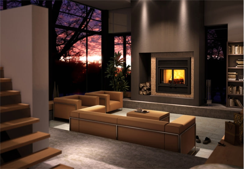 Ventis ME150 Wood Fireplace