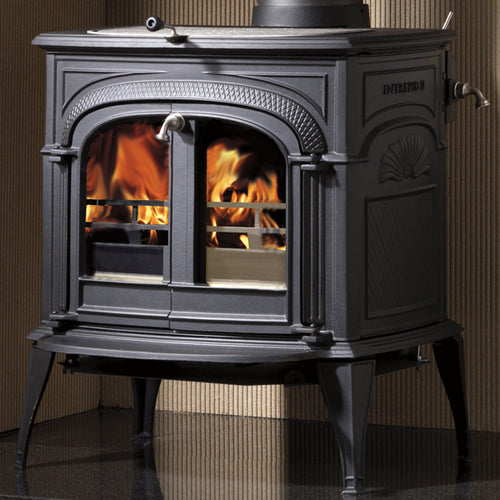 Vermont Castings Intrepid II-Cast Iron Stoves-Vermont Castings-Hearth Stove & Patio