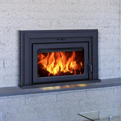 "Supreme ""Fusion 24"" Wood Burning Fireplace Insert"