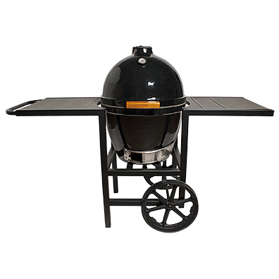 "Goldens' Cast Iron Kamado 20.5"" Cooker"