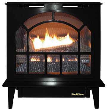 Buck Stove Hepplewhite Vent Free Gas Log Stove