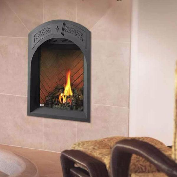 Napoleon Park Avenue Direct Vent Gas Fireplace-Gas Fireplaces-Napoleon-Hearth Stove & Patio