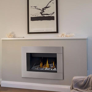 Napoleon Ascent Linear 36 Direct Vent Fireplace-Gas Fireplaces-Napoleon-Hearth Stove & Patio
