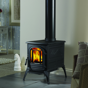 Vermont Castings Aspen Wood Stove-Cast Iron Stoves-Vermont Castings-Hearth Stove & Patio