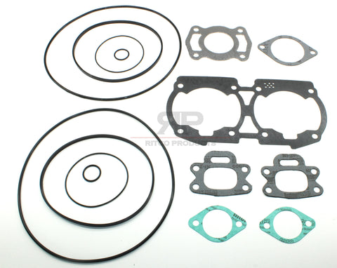 New Ritco Products Sea Doo 580 Top End Gasket Kit 1992-1996 (white engine)