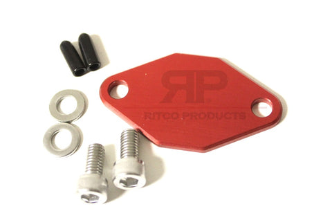 Sea-Doo 587 657/657X 717/720 GTX XP GSX GS GTI Oil Injection Block Off Plate