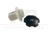 Kawasaki Jet Ski Fuel Filler Neck With RP Gas Cap 59231-3001 550 650 750 900 1100