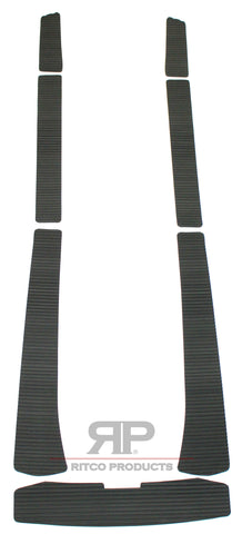 POLARIS TRACTION MATS FOR SLTX / SLT 700 /SLT 750 / SLT 780 / SLTX / SLTX B / SLTH 1994 1995 1996 1997 1998 1999