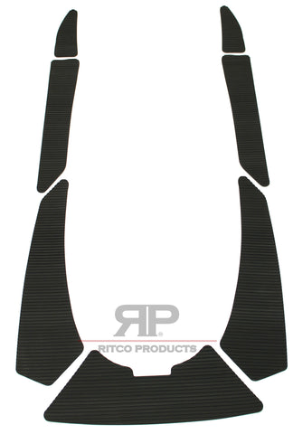 POLARIS TRACTION MATS FOR VIRAGE / VIRAGE I / VIRAGE TXI / VIRAGE TX / FREEDOM 2000 2001 2002 2003 2004