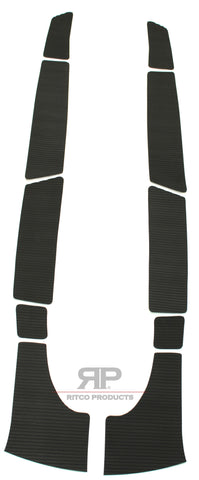 YAMAHA TRACTION MATS FOR XL 700 / XL 760 / XL 1200 / WAVE VENTURE 760 / WAVE VENTURE 700 1995 1996 1997 1998 1999 2000 2001 2002 2003 2004