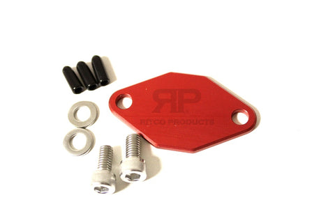 Kawasaki ZXi STX STS 900 1100 Triple Cylinder Oil Injection Block Off Plate.
