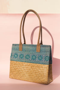 Blue Forrest Shopping Bag