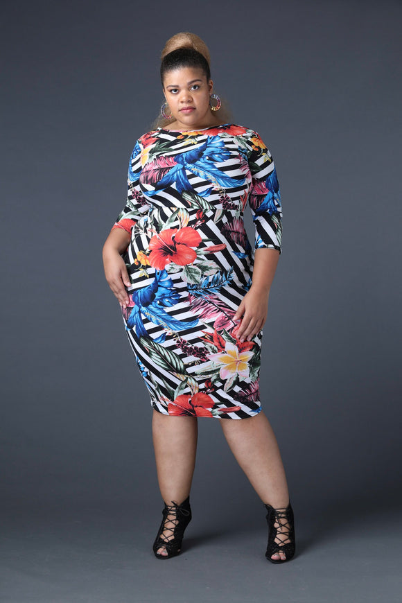 Tropical Fever Dress