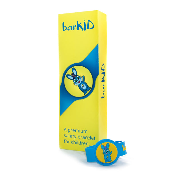 Barkid smart bracelet –  Blue