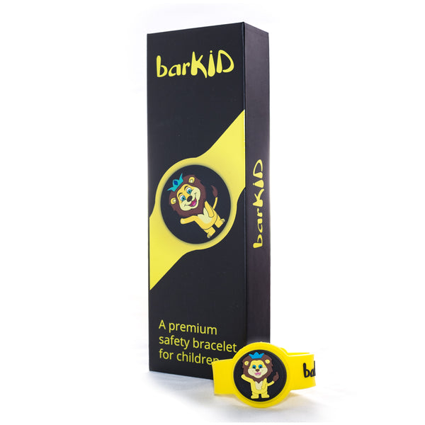 Barkid smart bracelet –  Yellow