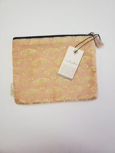 MD Boho clutch/ cosmetic bag