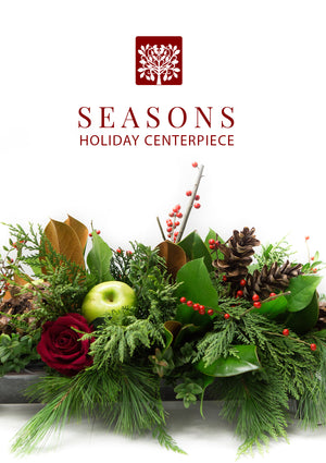Holiday Centerpiece Workshop Nov 28th 7-9