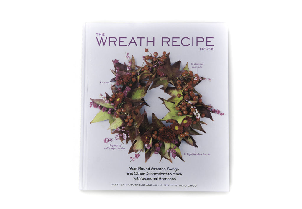 wreath book