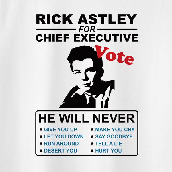 RICK ASTLEY BEST EVER  Tee (UNISEX)