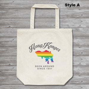 HONGKONGER SINCE 1841 Tote Bag
