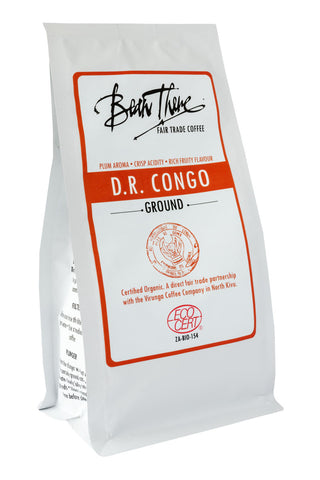 DR Congo Coffee
