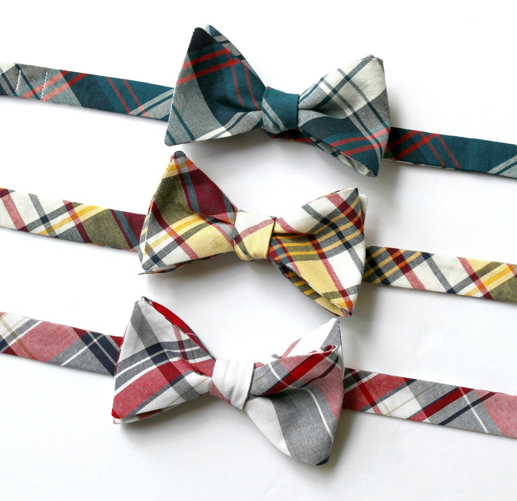 Mens Self Tie Bow Tie