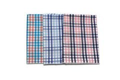 Tattersall Check Pocket Square (Boys)