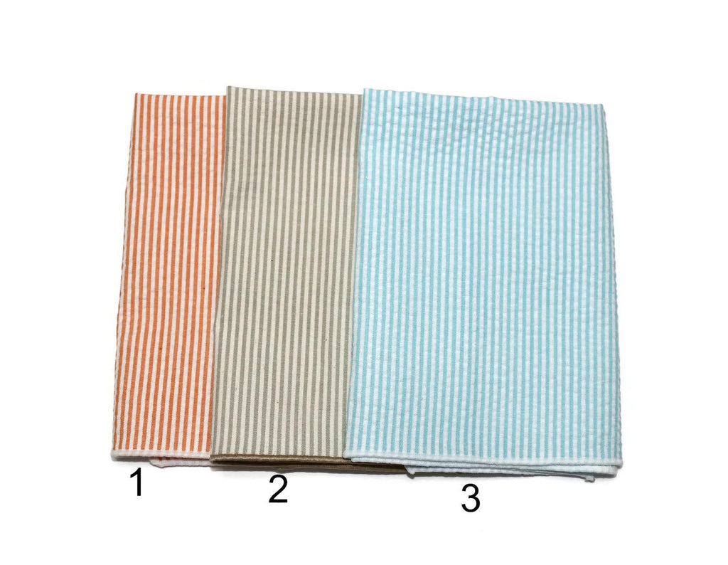Seersucker Pocket Square (Boys)