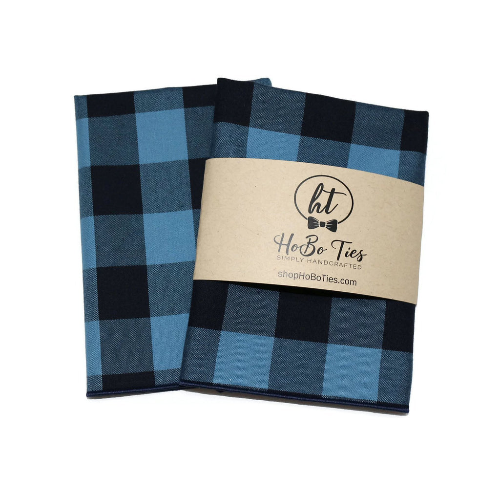 Buffalo Plaid Pocket Square (Boys)