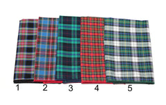 Tartan Plaid Pocket Square (Boys)