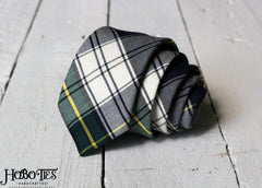 Gordon Tartan Plaid Necktie - Youth