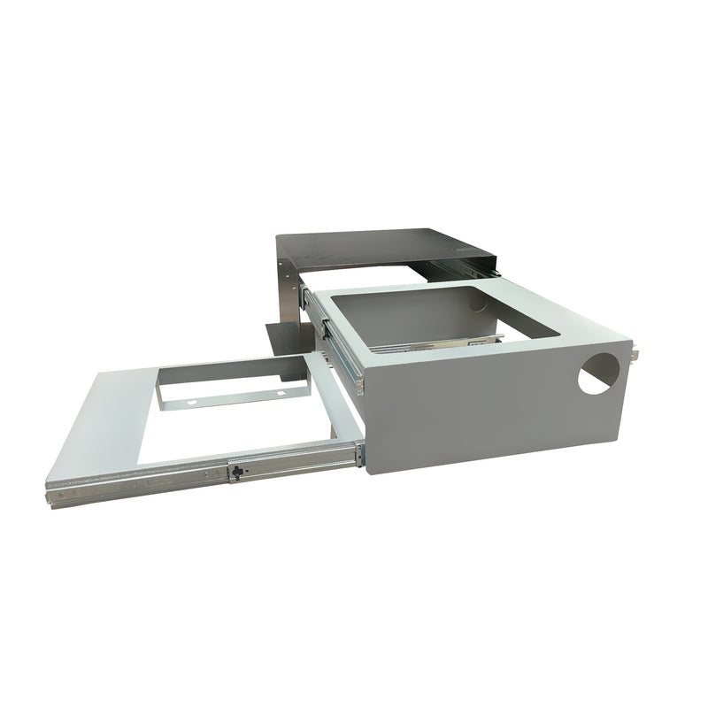 Metal Box for Single Burner Induction Cooktop